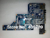 FREE SHIPPING hot sale 100%  g62 g72 amd non integrated laptop motherboard  for HP 610161-001   Laptop Motherboard 100% Tested