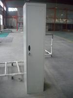 One door Steel Locker, File cabinets with 3lockers, Measure H1800*W380*D450MM