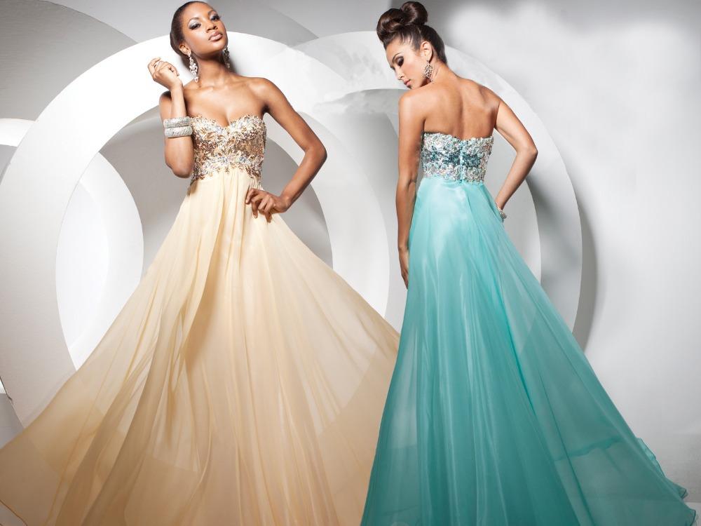 Mint Green Prom Dress 2013 -Mint-Green-Prom-Dresses-