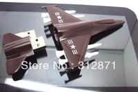 Free shipping 2013 hotsale plane usb fighter usb bombers usb flash drive 1GB 2GB 4GB 8GB 16GB 32GB 64GB