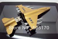 Free shipping 2013 hotsale plane usb fighter usb bombers usb flash drive 1GB, 2GB, 4GB, 8GB,16GB,32GB,64GB A02