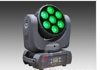 new dmx 512 led moving head 7*12w led moving head |moving head light  led
