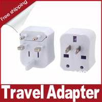 Detachable Universal Travel AC Plug Adaptor AU/UK/EU/US/AUS