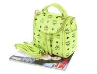 Bd bags 2013 dual-use handbag cross-body bags green women's handbag e71