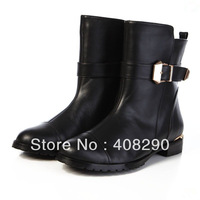 fashion name brand designer boots genuine leather
