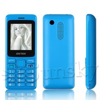 original GETEK GT15 Unlocked Dual SIM GPRS FM Torch Camera High Quality Cell Phone