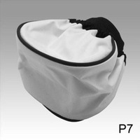 10pcs Soft Light Diffuser Camera Portrait Flash Cover Cloth Bag