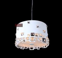 Crepitations restaurant pendant light modern brief pendant light sand white restaurant lamp crystal lamp bedroom lamps