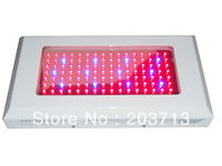 BridgeLux  Dimmable 112*3W 300W LED Hydroponic Plant Grow Light Panel red and Blue Orange for faster growing and blooming plants