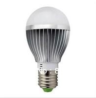 Base Type E27 e27 6*0.5W 5730smd 3w LED Bulbs light AC85-265V Aluminum and plastic Bubble Ball Bulbs LED lamps for home lighting