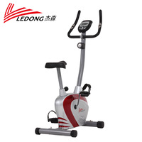 Jiesen s6 vertical magnetic exercise bike home exercise bike bicycle quieten new arrival