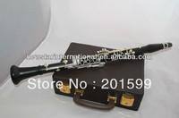 Professional Backu Africa black wood Bb clarinet