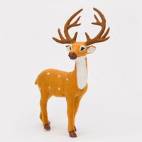 New arrival 2013 christmas deer christmas decoration