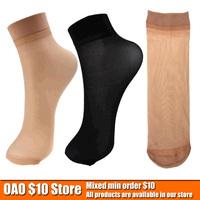 Cored thin silk velvet super elastic breathable stockings women stockings