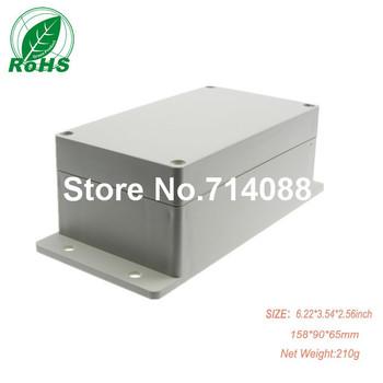 XDW01-35 hinged ip65 waterproof plastic enclosure  158*90*65mm 6.22*3.54*2.56inch