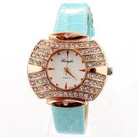 new 2013 women wrist rhinestone quartz watches Ladies fashion dress watch free shipping