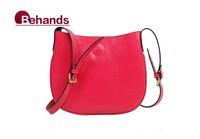 2014 Cute Genuine Leather Handbags Casual Bags Women Shoulder Bag Messenger Purses Hobos Cross-body bag BH926 Free Shipping