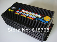 UPS 24V to 220V Power Inverter 1500W With 20A Charger Power inverter Car Free Shipping
