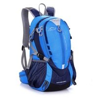 25L Brand backpack men waterproof,Outdoor sport shoulder bags,Sliding chest strap adjustment system,hiking backpacks