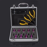 Model multifunctional toiletry kit electric helicopter tool box 1 triangle set 450 500 backactor