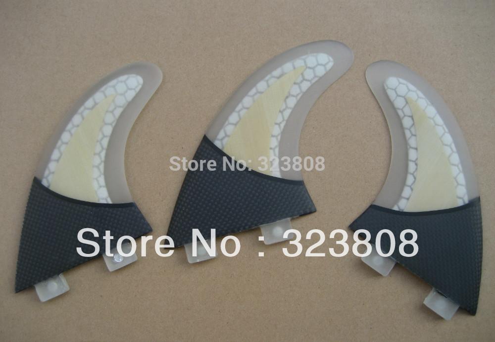 surfboard fcs fins/fiberglass fin/carbon/bamboo(China (Mainland))