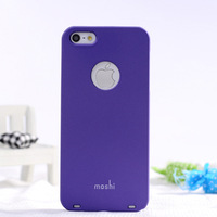 High Touch Sensor Moshi iGlaze 5 Aluminum Metal Drawing Case For iPhone 5 Freeshipping