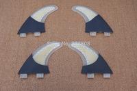 free shipping/quad quads fins/fcs fins/ surfboard/half carbon/surf fins