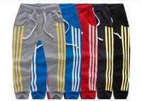 free shipping  2013 kids spring and autumn pant boys clothing baby child casual pants sports pants long trousers