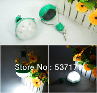 Free Shipping Waterproof Outdoor Solar Led Wall Lamp Garden Light  Camping Lamp for Christmas