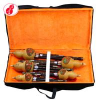 Bottle gourd silk set zizhu musical instrument