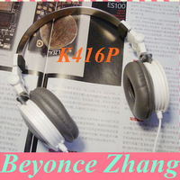Hot Selling k-416 folding headphone High Quality k 416p  With Retail Box Dropship Free Shipping