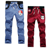 Retail 2013 Children's pants casual pants boy pants trousers arrow free shipping