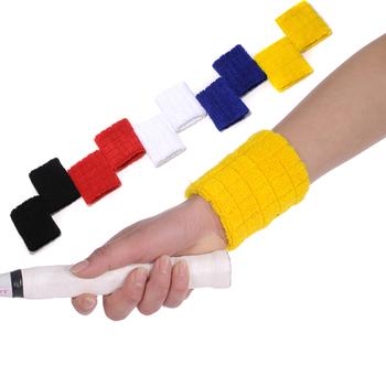 2014 Meiao De Futebol Hywell 0804 100% Sports Cotton Sweat Absorbing Wrist Support Towel Lengthen Basketball Flanchard Badminton