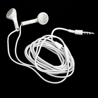 Lot of 10 Earphones Headphones With Mic For Apple iPhone 3G 4 4S iPod Touch New