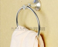 85 series wall mount space aluminum towel ring for bathroom bath towel holder bath hardware set