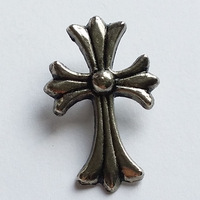 Free shipping 50pcs R90 20*30mm  Cross Rivet,Spikes Stud Punk ,DIY rivets accessories Materials