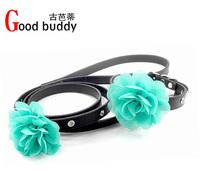 Free shipping 10SETS crystal collar set/fashion pet collar set/dog collar sets/cat collar/crystal dog products