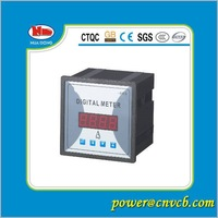 Free shipping ! digital meter panel meter  single phase  amp meter  digital meter size 96X96