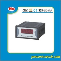 Free shipping ! digital meter panel meter single phase HZ meter  digital meter