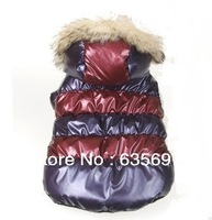 2013 New Design Pet Clothes For Small And Big Dog, Winter Cheap Warm Jackets/Apparel Plus XXL.XXXL size