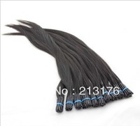 """100% human hair Brazilian  hair  3pcs/lot, like a 16""""-20""""-24"""",, natural color ,black color , fast free shipping to worldwide!"""