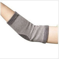 Sports protective clothing bamboo charcoal fiber elbow winter thickening thermal