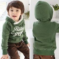 Маленький тигр печати мальчики девочки милые одежды Одежда baby ребенка длинный рукав футболки yz5d7209