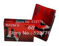 Hot sale! High Quality SN DVM60R3 MiniDV Cassettes Digital Video Cassette Mini DV Tape SP 60MIN LP 90MIN Free shipping