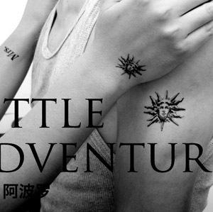 apollo sun tattoo - photo #7