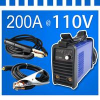 New IGBT ARC Welding Machine ZX7-200 110v/220v ,Only our factory(110v ).including free shipping 110V