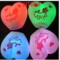 LED Light Romatic Love little lamp Cartoon Toys Night PVC Mix Color 60pcs/lot /lot EMS Kids Toys Lover's Gift Fashion 2013 Toy