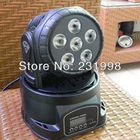2pcs/Lot,led stage dj dmx control moving head light,led disco moving head,RGBW LED moving beam,stage lamps and lanterns