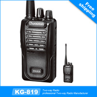 hunting radios  Wholesale VHF Hf radio Transceiver 66-88MHz Wouxun KG-819 Cheap Radio Station with fFee Headphone