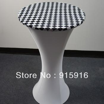 spandex table top cloths, 10 pieces per lots